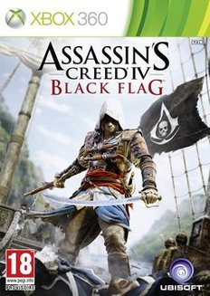 Assassin's Creed 4 : Black Flag18 ans et + Ubisoft