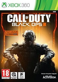 Call of Duty : Black Ops III18 ans et + Action Activision
