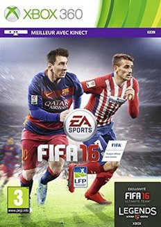 Fifa 163 ans et + Sports Electronic Arts