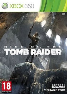 Rise Of The Tomb Raider3 ans et + Square Enix