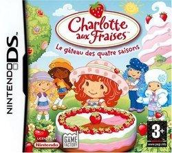 Jeux nintendo ds charlotte aux fraises le g teau des - Jeux de charlotte aux fraises cuisine ...