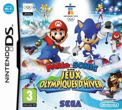 Mario & Sonic Aux Jeux Olympiques D'Hiver3 ans et + Sports Sega