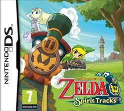 The Legend Of Zelda : Spirit Tracks7 ans et + Aventure Nintendo