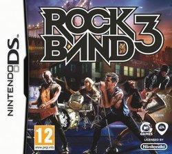 Rock Band 3Jeux de société 12 ans et + MTV Games