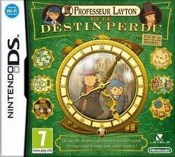 Professeur Layton Et Le Destin PerduJeux de société 7 ans et + Nintendo