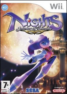 NiGHTS : Journey Of Dreams7 ans et + Sega Aventure