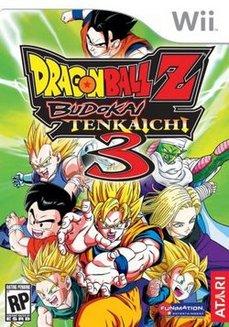 Dragon Ball Z : Budokai Tenkaichi 312 ans et + Action Namco Bandai