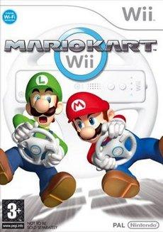 Mario Kart WiiNintendo Courses