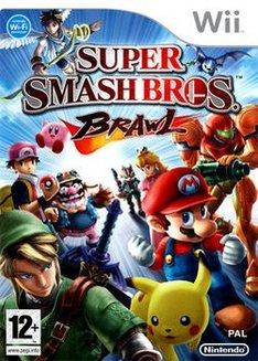 Super Smash Bros. BrawlAction Nintendo