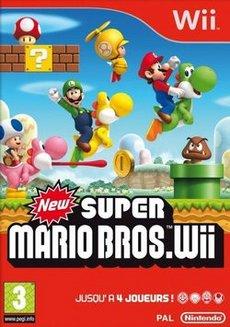 New Super Mario Bros. WiiPlates-Formes 3 ans et + Nintendo