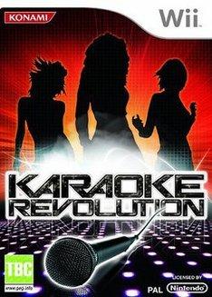 jeux wii karaoke revolution pas cher prix clubic. Black Bedroom Furniture Sets. Home Design Ideas