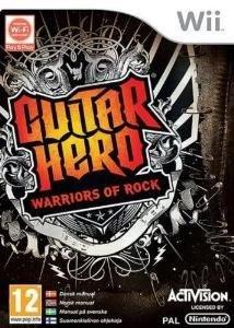 Guitar Hero : Warriors Of Rock12 ans et + Jeux de société Activision