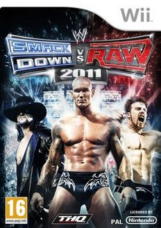 WWE SmackDown vs. Raw 201116 ans et + Action THQ