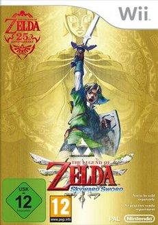 The Legend Of Zelda : Skyward SwordNintendo