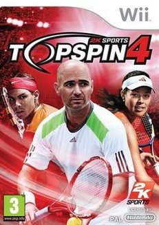 Top Spin 42K Sports