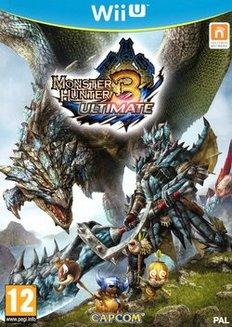 Monster Hunter 3 UltimateCapcom