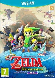 The Legend of Zelda : The Wind Waker HDNintendo