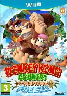 Donkey Kong Country : Tropical Freeze3 ans et + Nintendo