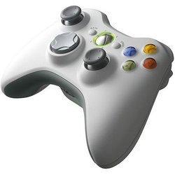 Pad officiel Xbox 360 Wireless pour Windows (Xbox 360 Controler PC)PC Stick analogique Retour de force / vibration Manette