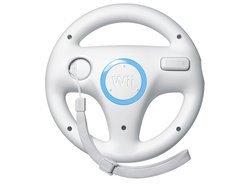 Volant pour télécommande WiiVolant Wii
