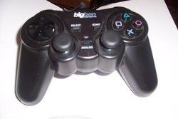 Manette analogique vibrante pour Wii et GameCubeGamecube Wii