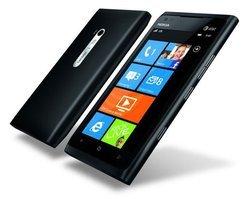Lumia 900 - NoirMonobloc 7h smartphone avec GPS avec écran tactile 16 Go avec APN 8 Mpixels avec WiFi 3G++ Windows Phone 4,3 pouces 160 g 1 Go Bluetooth 4.x