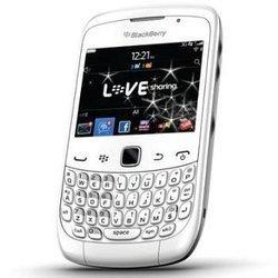 Curve 9320 - BlancMonobloc smartphone MicroSD avec GPS avec APN 3,2 Mpixels avec WiFi 3G++ 2,4 pouces BlackBerry 512 Mo 512 Mo Bluetooth 3.x