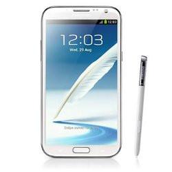 Samsung Galaxy Note 2 - 4G - Blanc pas cher   Prix   Clubic 3f6c61b7fb33