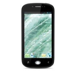 Sublim - NoirMonobloc smartphone MicroSD avec GPS Bluetooth 2.x avec écran tactile 4 pouces avec WiFi 3G+ avec APN 5 Mpixels 4 Go Android 138 g 512 Mo