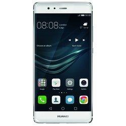 P9 32Go - BlancMonobloc smartphone MicroSD avec GPS avec WiFi 32 Go Android avec APN 13 Mpixels Jack 3.5 mm Micro USB 2,5 GHz NFC Bluetooth 4.2 Octo core 144 g 5,2 pouces MicroSDHC microSDXC HiSilicon Kirin 955