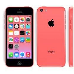 iPhone 5C 16Go - RoseMonobloc avec flash compatible MP3 smartphone 200h avec autofocus avec GPS iOS avec écran tactile 4 pouces 16 Go avec APN 8 Mpixels 8h avec WiFi 3G+ 3G++ 112 g Bluetooth 4.x iPhone 5C