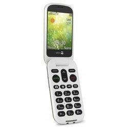 6050 - Champagne BlancMicroSD 2,8 pouces avec APN 3 Mpixels Bluetooth 3.0 Clapet avec lecteur MP3 2G Proprietaire 111,0 g