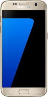 Galaxy S7 32Go - OrMonobloc smartphone MicroSD avec GPS 4G avec WiFi 32 Go Android avec APN 12 Mpixels Jack 3.5 mm Micro USB 2,3 GHz NFC 5,1 pouces Octo core 152,0 g Galaxy S7