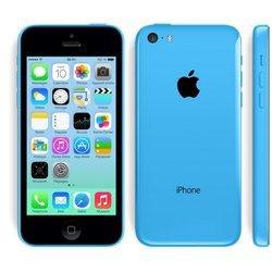 iPhone 5C 16Go - BleuMonobloc avec flash compatible MP3 smartphone 200h avec autofocus avec GPS iOS avec écran tactile 4 pouces 16 Go avec APN 8 Mpixels 8h avec WiFi 3G+ 3G++ 112 g Bluetooth 4.x iPhone 5C