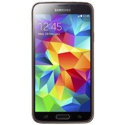 Galaxy S5 - OrMonobloc smartphone MicroSD avec GPS 16 Go 4G avec WiFi Android microSD High Capacity (microSDHC) Bluetooth 4.x Quad-Core 2,5 GHz 5,1 pouces 145,0 g avec APN 16 Mpixels Galaxy S5