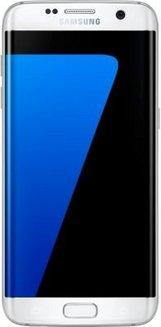 Galaxy S7 Edge 32Go - BlancMonobloc smartphone MicroSD 4G 32 Go Android avec APN 12 Mpixels 5,5 pouces Jack 3.5 mm Galaxy S7 Edge
