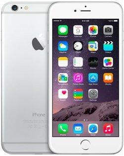 iPhone 6s Plus 128Go - ArgentBluetooth Monobloc smartphone avec GPS iOS 4G avec WiFi avec APN 12 Mpixels 5,5 pouces 190,0 g 128 Go A9 iPhone 6s Plus