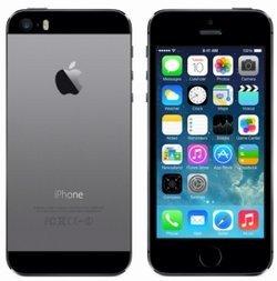 iPhone 5S 32Go - Noir/Gris250h Monobloc avec flash compatible MP3 10h smartphone avec autofocus avec GPS iOS avec écran tactile 4 pouces avec APN 8 Mpixels 4G avec WiFi 3G+ 3G++ 112 g 32 Go 112,0 g Bluetooth 4.x 4G LTE 4G iPhone 5S