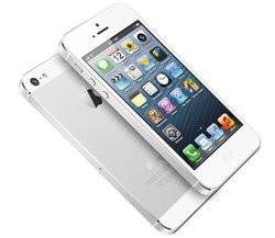 6aa9f507f419 iPhone 5S 16Go - Blanc Argent250h Monobloc compatible MP3 10h smartphone  avec GPS iOS avec