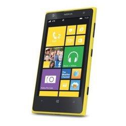 Lumia 1020 - JauneMonobloc smartphone avec GPS avec WiFi Windows Phone 32 Go avec micro-paiement NFC Bluetooth 3.x 1,50 GHz 4,5 pouces