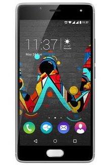 Ufeel Dual 16Go - Ardoise/ArgentMicroSD avec GPS 16 Go avec WiFi 5 pouces avec APN 13 Mpixels Bluetooth 4.0 Smartphone Double SIM 4G LTE 1,3 GHz 145,0 g Cortex A7 Barre Capteur d'empreintes