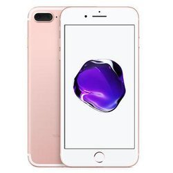 iPhone 7 Plus 128Go - Or rosesmartphone avec GPS avec WiFi avec APN 12 Mpixels Quad-Core 5,5 pouces 4G LTE NFC Bluetooth 4.2 128 Go iPhone 7 Plus 2.37 MHz 188g