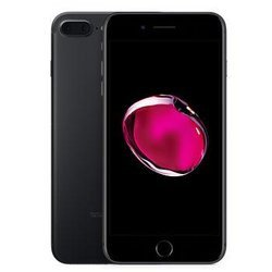 iPhone 7 Plus 128Go - Noirsmartphone avec GPS avec WiFi avec APN 12 Mpixels Quad-Core 5,5 pouces 4G LTE NFC Bluetooth 4.2 128 Go iPhone 7 Plus 2.37 MHz 188g