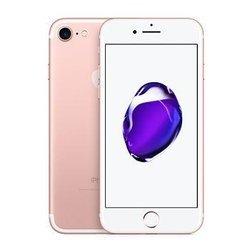iPhone 7 32Go - Or rosesmartphone avec GPS avec WiFi 32 Go avec APN 12 Mpixels 4,7 pouces Quad-Core 4G LTE NFC Bluetooth 4.2 2.37 MHz iPhone 7