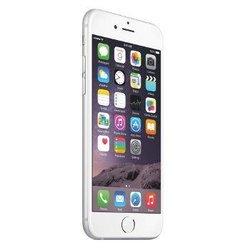 iPhone 6 64Go - Argent Monobloc smartphone avec GPS iOS avec APN 8 Mpixels 4G avec WiFi avec micro-paiement NFC 129,0 g 4,7 pouces 64 Go 1,40 GHz Bluetooth 4.x A8 iPhone 6