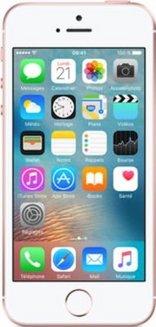 iPhone SE 128Go - Rose Goldsmartphone avec GPS iOS 4 pouces 4G avec WiFi avec APN 12 Mpixels NFC Bluetooth 4.2 128 Go 113,0 g iPhone SE