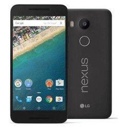 Nexus 5X 32Go - NoirMonobloc smartphone avec WiFi 32 Go Jack 3.5 mm Micro USB 136,0 g Bluetooth 4.2 avec APN 12.3 Mpixels 5,2 pouces Qualcomm Snapdragon 808 1,8 GHz