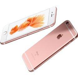 iPhone 6s 128Go - Or roseBluetooth Monobloc smartphone avec GPS iOS 4G avec WiFi avec APN 12 Mpixels 4,7 pouces 190,0 g 128 Go iPhone 6s A9