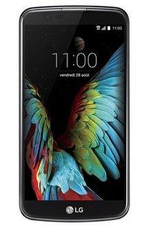 K10 16Go - NoirBluetooth Monobloc smartphone MicroSD avec GPS 16 Go avec WiFi avec APN 5 Mpixels 5,3 pouces Quad-Core Jack 3.5 mm Micro USB 1.2 Ghz 140,0 g MP3