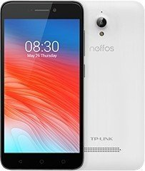 Neffos Y5 16Go - Blanc Perlesmartphone MicroSD avec GPS 16 Go avec APN 8 Mpixels 4G avec WiFi 154 g Android avec double carte SIM 5 pouces Bluetooth 4.1 1,3 GHz Cortex A7 Qualcomm MSM8909AA